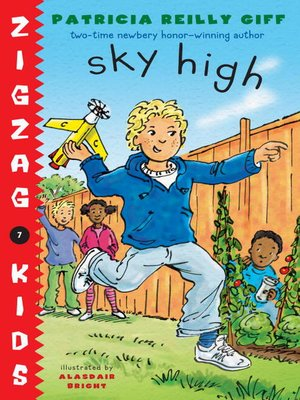 cover image of Sky High