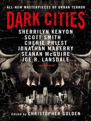 cover image of Dark Cities