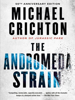 cover image of The Andromeda Strain