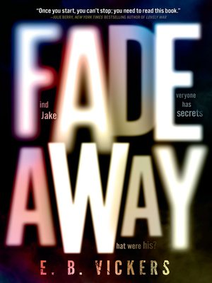 cover image of Fadeaway