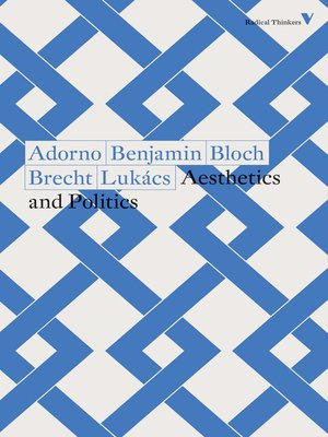 cover image of Aesthetics and Politics