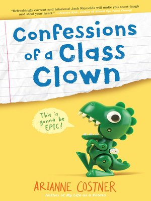 cover image of Confessions of a Class Clown
