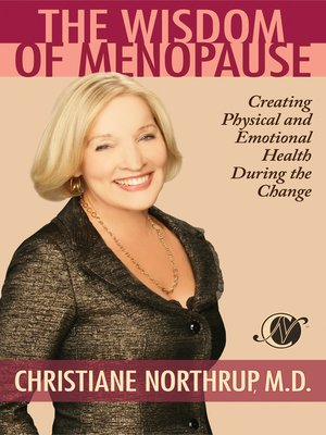 cover image of The Wisdom of Menopause