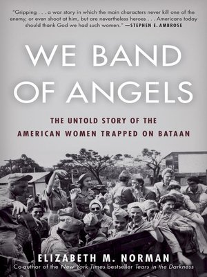 cover image of We Band of Angels