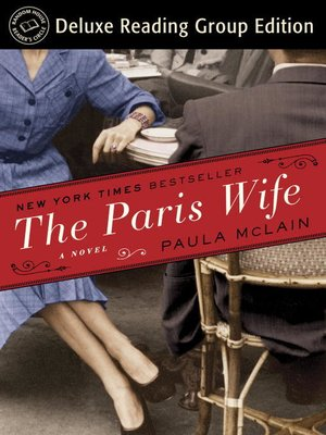 cover image of The Paris Wife