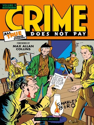 cover image of Crime Does Not Pay Archives, Volume 9