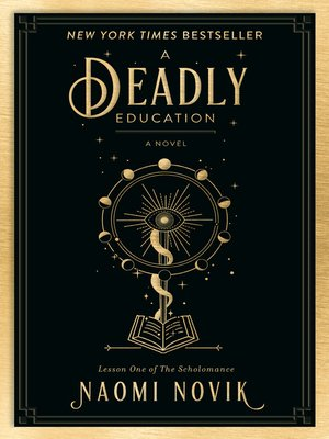 cover image of A Deadly Education