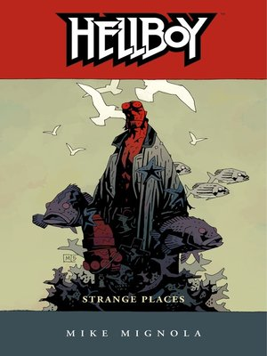 cover image of Hellboy (1994), Volume 6