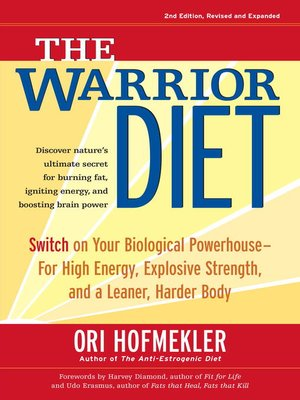 cover image of The Warrior Diet