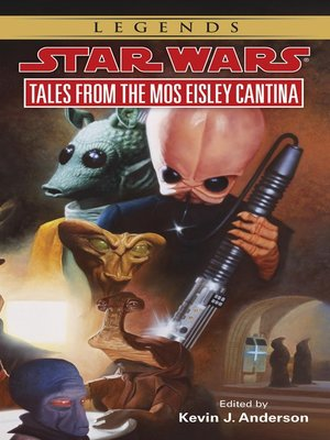 cover image of Tales from the Mos Eisley Cantina
