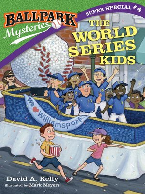 cover image of The World Series Kids