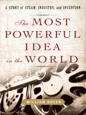 cover image of The Most Powerful Idea in the World