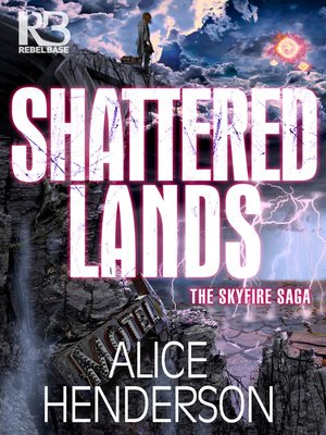 cover image of Shattered Lands