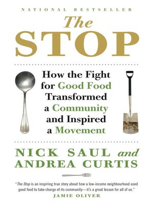cover image of The Stop