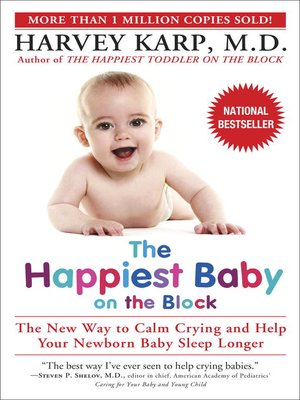 cover image of The Happiest Baby on the Block