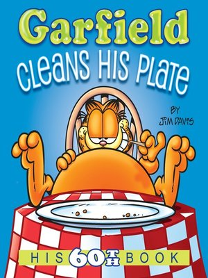 cover image of Garfield Cleans His Plate
