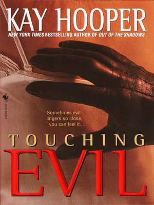 cover image of Touching Evil