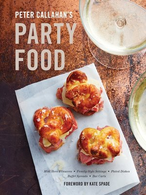 cover image of Peter Callahan's Party Food