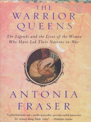 cover image of Warrior Queens
