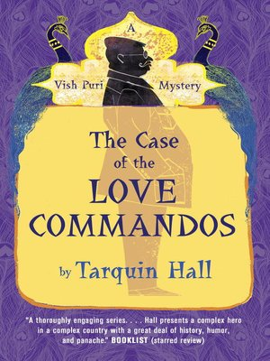 cover image of The Case of the Love Commandos