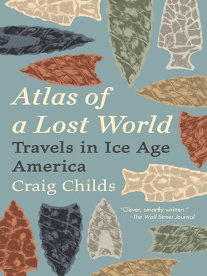 cover image of Atlas of a Lost World