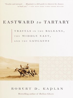 cover image of Eastward to Tartary