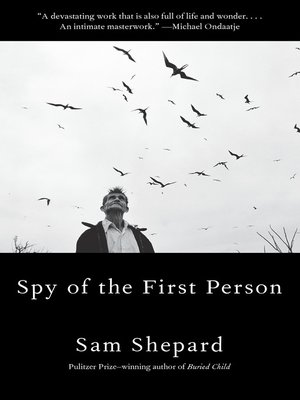cover image of Spy of the First Person