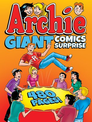 cover image of Archie Giant Comics Surprise
