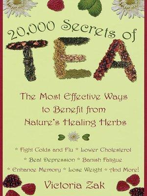 cover image of 20,000 Secrets of Tea