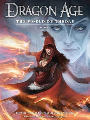 cover image of Dragon Age: The World of Thedas, Volume 1