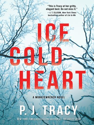 cover image of Ice Cold Heart