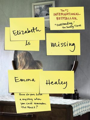 cover image of Elizabeth Is Missing