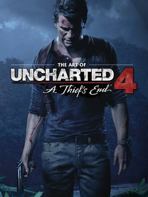 cover image of The Art of Uncharted 4