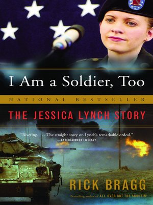 cover image of I Am a Soldier, Too