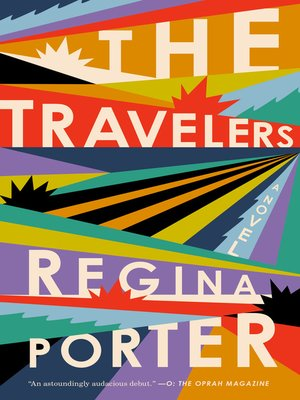 cover image of The Travelers