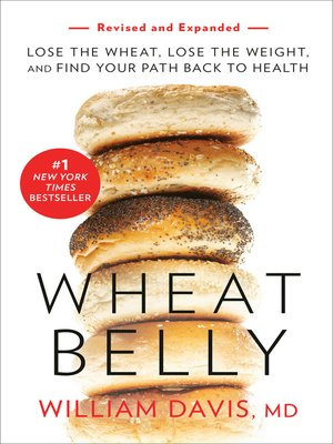 cover image of Wheat Belly (Revised and Expanded Edition)