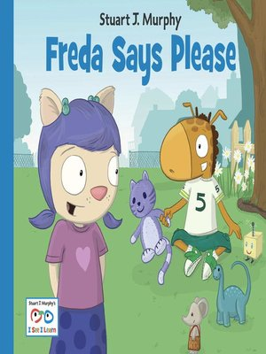 cover image of Freda Says Please