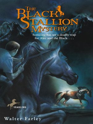 cover image of The Black Stallion Mystery