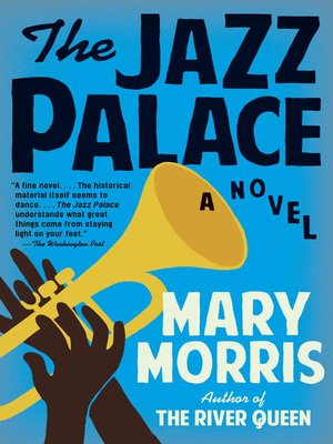 cover image of The Jazz Palace