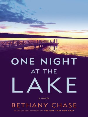 cover image of One Night at the Lake