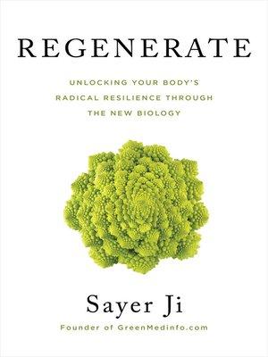 cover image of Regenerate