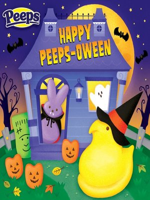 cover image of Happy PEEPS-oween!
