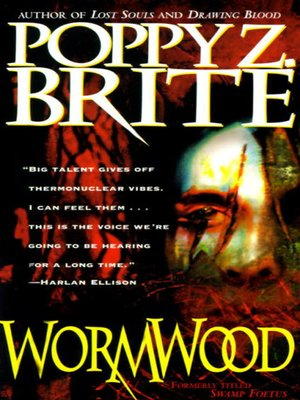 cover image of Wormwood