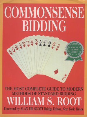 cover image of Commonsense Bidding