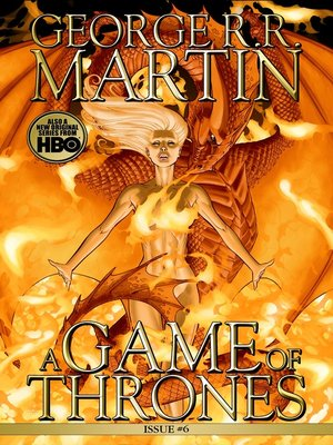 cover image of A Game of Thrones: Comic Book, Issue 6