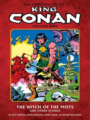 cover image of Chronicles of King Conan, Volume 1