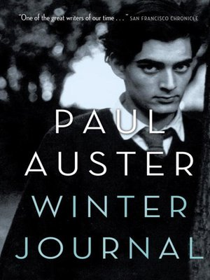 Paul Auster Winter Journal Pdf