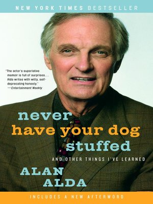 cover image of Never Have Your Dog Stuffed