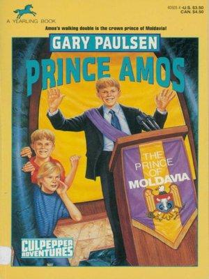 cover image of Prince Amos