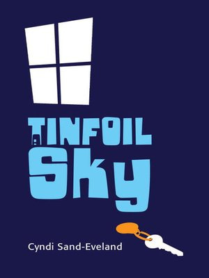 cover image of A Tinfoil Sky